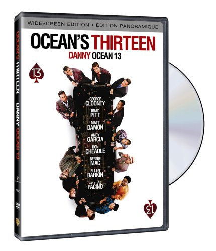 Ocean's Thirteen / Danny Ocean 13 (Widescreen) [DVD] (2007) George Clooney