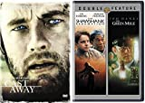 Tom Hank Cast Away & The Green Mile Stephen King & The Shawshank Redemption Morgan Freeman Jewel Bundle Feature Movie Set