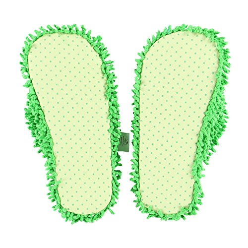 Lazy One Unisex Toadally Tired Spa Slippers Adult S/M di8AXr