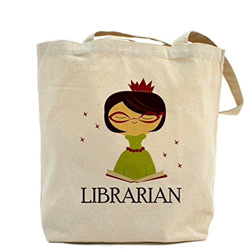 CafePress, So Cute Librarian Borsa Tote Bag