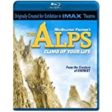 IMAX - The Alps - Climb Of Your Life [Blu-ray]