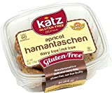 Katz, Gluten Free Apricot Hamantaschen, 6 Ounce, (6 Pack)