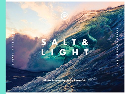 Immerse yourself in the beautiful and surreal seascape photography of Ryan Pernofski. Filled with inspiring photos, stories, musings and photography tips, 'Salt & Light' was developed and collected over three years of shooting in and around th...