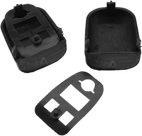 Micro Trader Autoacc600 Pair of Door Handle End Cap Trim with Seals