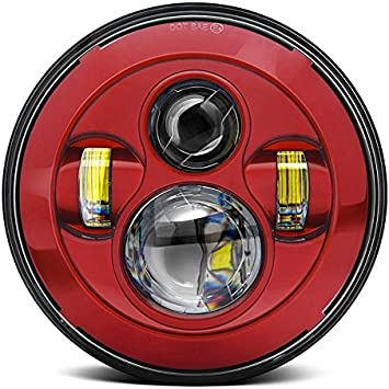 Eagle Lights 27270C Complex Reflector LED Headlight kit for Jeep Wranglers