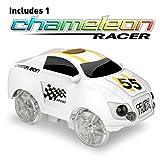 Mindscope Twister Tracks Chameleon Color Capture (Color Sensing/Detecting) Racer with 12 Feet of Flexible Standard Color Track