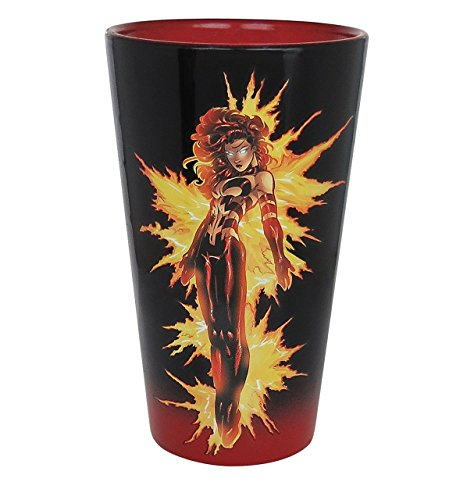 Price comparison product image X-Men Dark Phoenix Pint Glass