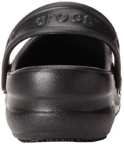 Noir Crocs Bistro Sabots Adulte Mixte w1wCqxIUr
