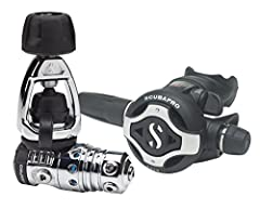 Scuba teams its high performance first Stage with its new air balanced second Stage. The Mk25 EVO offers excellent resistance to freezing, superb inhalation sensitivity and instant delivery of air on demand. The new S620 TI embraces the best ...