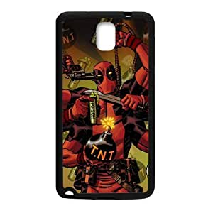 Red T.N.T Nosiod Cell Phone Case for Samsung Galaxy Note3