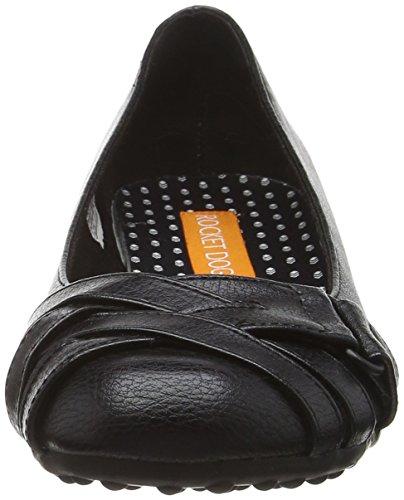Rocket Dog Women's Rebel Ballet Flats Black (Black) X1wLimfY4