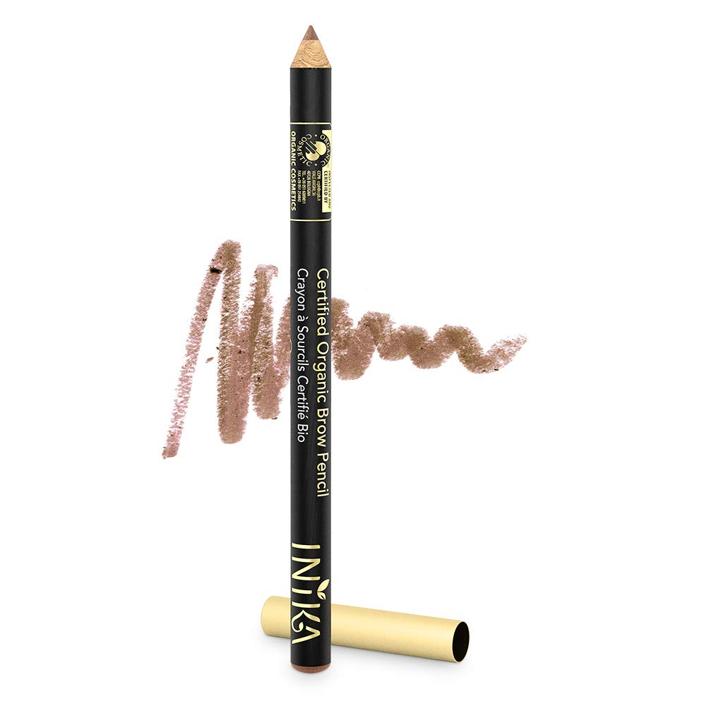 Amazon Inika Certified Organic Brow Pencil All Natural Make