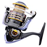 Supertrip Sea Salt Water Metal Strong Corrosion Resistance Stainless Steel Fishing Reels Spinning Reel Size SW1000