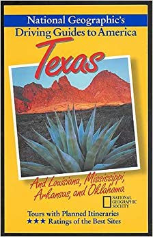 Book Texas and the South Central (National Geographic's Driving Guides to America)