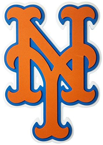 Foam Fanatics New York Mets Foam Logo Sign (3d Sign)
