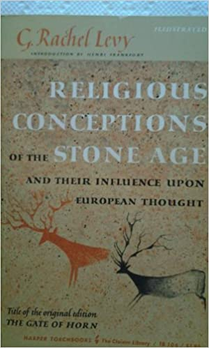 Religious Conceptions Of The Stone Age And Their Influence Upon