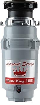 Waste King L-1001 Legend Series 1/2 HP Garbage Disposer