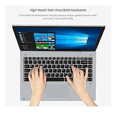 Wewoo Teclado para Chuwi HI13 Tablet Táctil wmc0035 Plata Chuwi HI13 Desmontable magnético Giratorio: Amazon.es: Electrónica