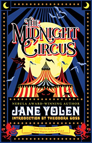 Book Cover: The Midnight Circus