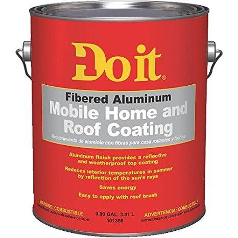 Amazon.com: Do it fibered aluminio Mobile Home y techo ...