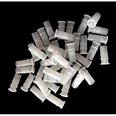 WellieSTR 750PCS/LOT Plastic Whistle 19X9mm Squeaker Reed Shoes Toy Repair Noise Maker Insert Replace 16mm by Pet Toy: Toys & Games