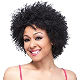 Best African American Wigs - SiYi Afro Curly Wig for Black Women Black Review