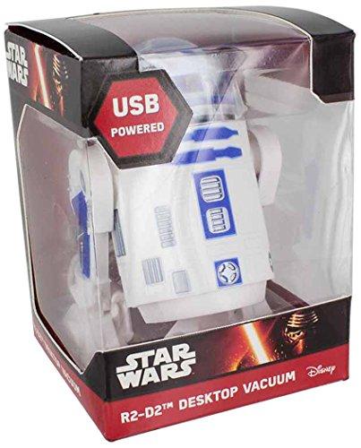 Disney Star Wars R2-D2 Desktop Vacuum Cleaner