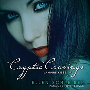 Vampire Kisses 8: Cryptic Cravings Audiobook