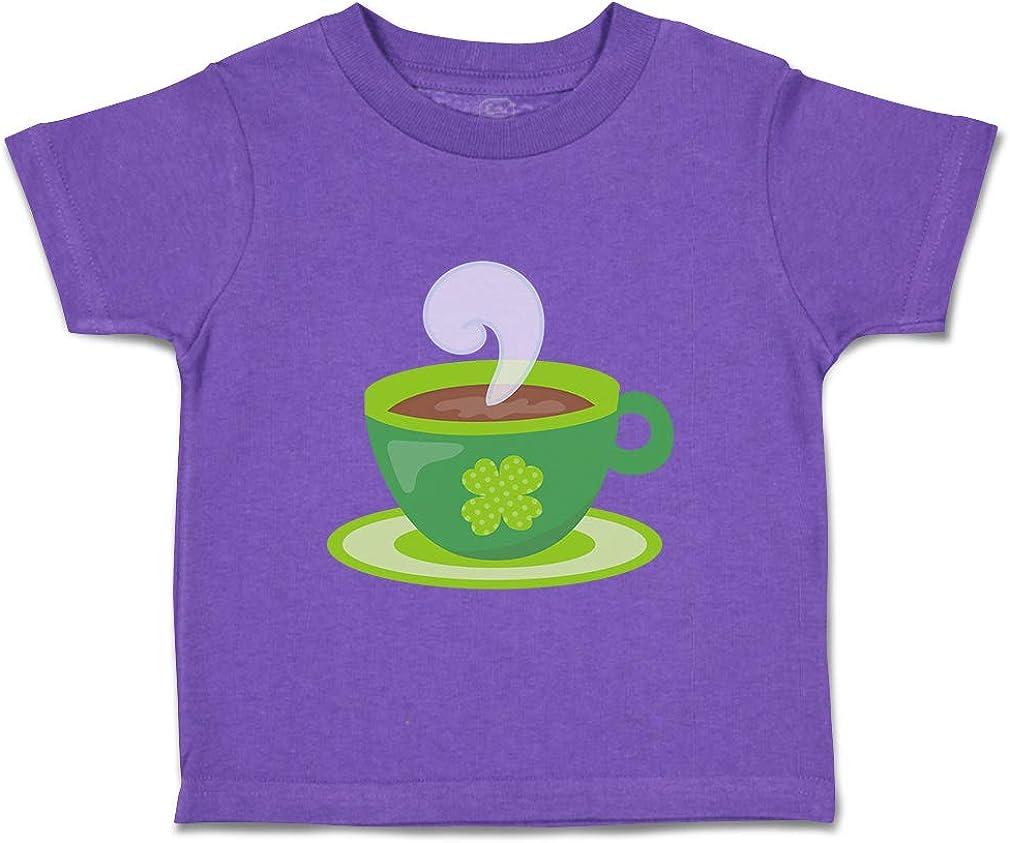 Custom Baby /& Toddler T-Shirt Hot Irish Coffee Cotton Boy Girl Clothes