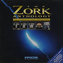 Zork Anthology: The 5 Original Text Adventures