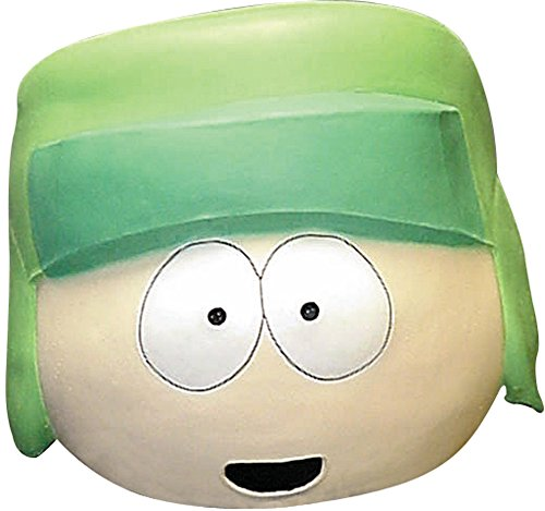 Rubies Costumes South Park Kenny Mask One Size Brown ()