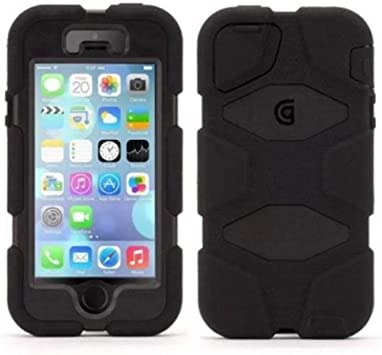 Griffin Survivor All Terrain Coque pour iPhone 5/5s/iPhone SE - Noir
