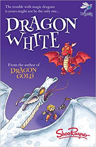Image result for dragon white shoo rayner