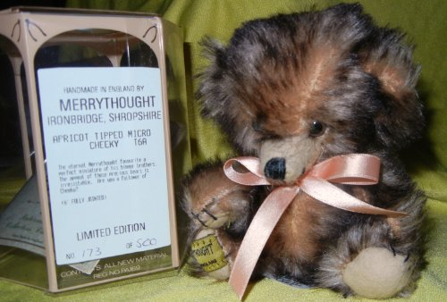 merrythought-6-apricot-tipped-micro-cheeky-bear-limited-edition-500-made