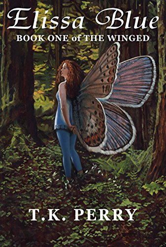 Elissa Blue: Book One of The Winged by [Perry, T.K.]