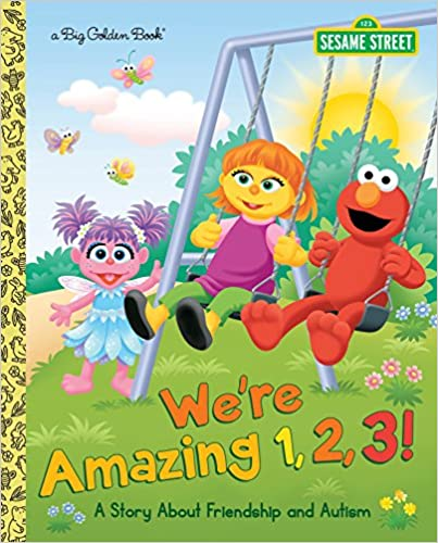 We're Amazing, 1, 2, 3! - Popular Autism Related Book