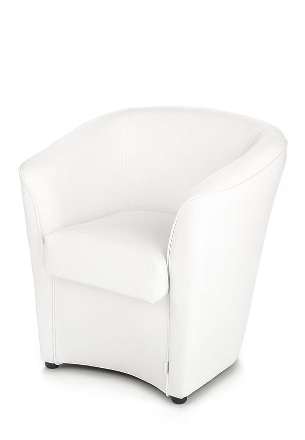1 opinioni per Wink design , Los Angeles, Poltrona, Pelle Ecologica, Bianco