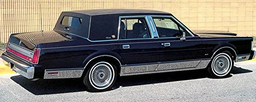 Amazon Com 1988 Lincoln Town Car Limo Roof Factory Photo