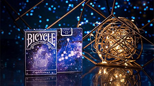 Xu Yu Juan Bicycle Constellation Series (Capricorn) Limited Edition Playing Cards ()