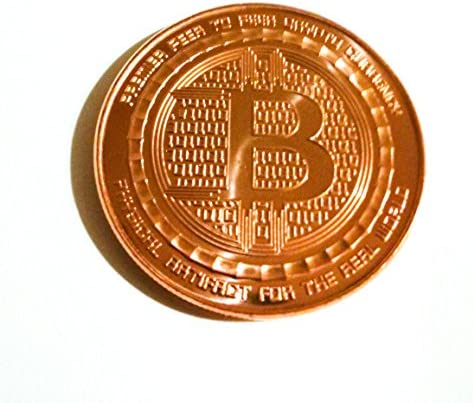 20 1 OZ COPPER COINS BITCOIN SILK ROAD 2ND IN SERIES ANONYMOUS MINT COPPER 100