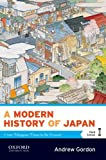 A Modern History of Japan, Andrew Gordon, 0199930155