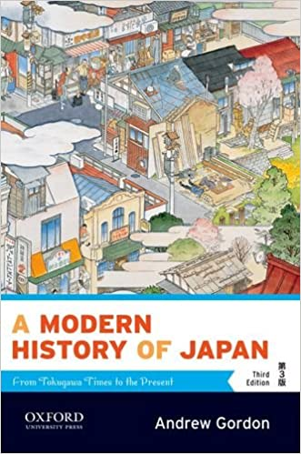 A Modern History Of Japan: From Tokugawa Times To The Present Ebook Rar
