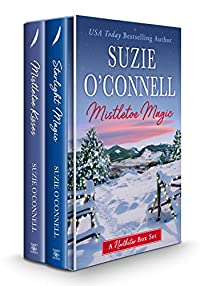 Mistletoe Magic by Suzie O'Connell ebook deal
