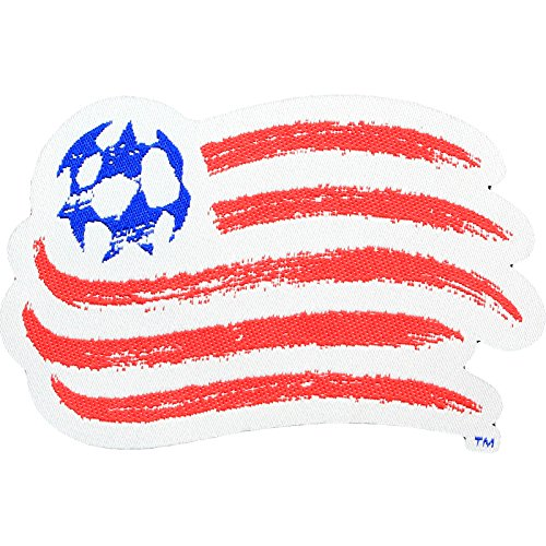 fan products of New England Revolution Soccer Team Crest Pro-Weave Jersey MLS Futbol Patch