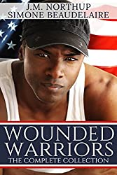 Wounded Warriors - The Complete Collection: Military Romance Boxed Set