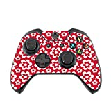 Fun Flowers Pattern Bold Xbox One Controller Vinyl Decal Sticker Skin by Debbie's Designs