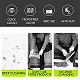 Sanitizer mat for Shoe Soles disinfecting Tray