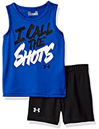 Under Armour Baby Boys' I Call the Shots Set