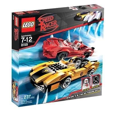 LEGO Racers: Racer X & Taejo Togokahn: Toys & Games