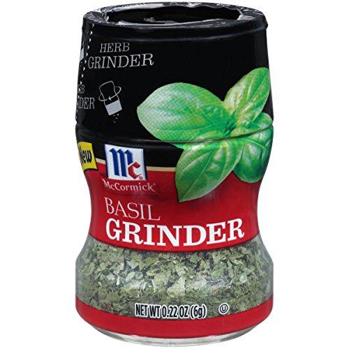 McCormick Basil Herb Grinder 0 22